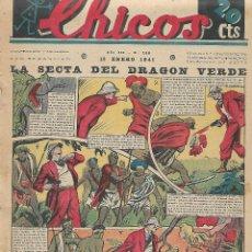 Tebeos: CHICOS NUM 150 ORIGINAL. Lote 224216383
