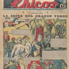 Tebeos: CHICOS NUM 151 ORIGINAL. Lote 224216565