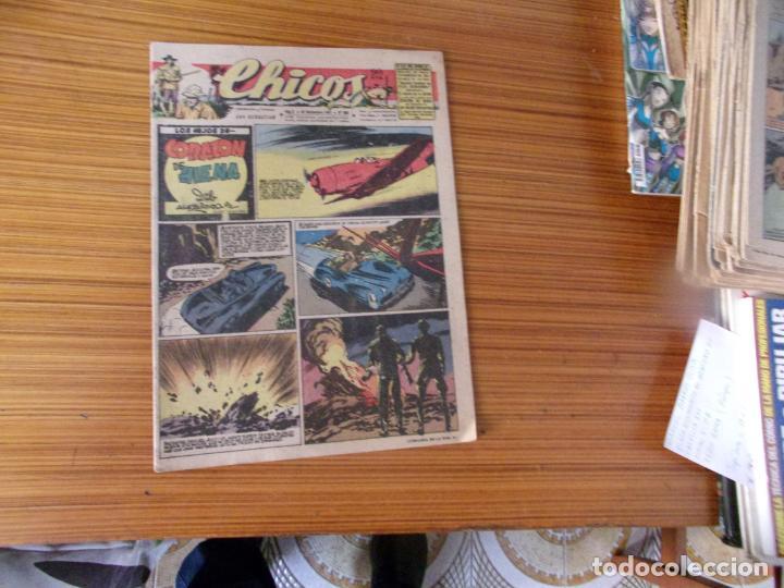 CHICOS Nº 463 EDITA CONSUELO GIL (Tebeos y Comics - Consuelo Gil)