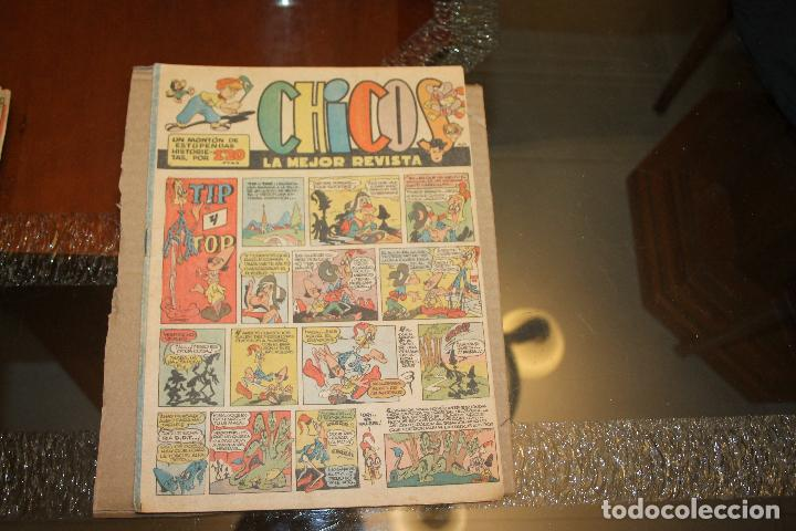 CHICOS Nº 537, EDITORIAL CONSUELO GIL (Tebeos y Comics - Consuelo Gil)