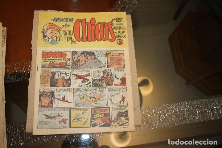 CHICOS Nº 554, EDITORIAL CONSUELO GIL (Tebeos y Comics - Consuelo Gil)