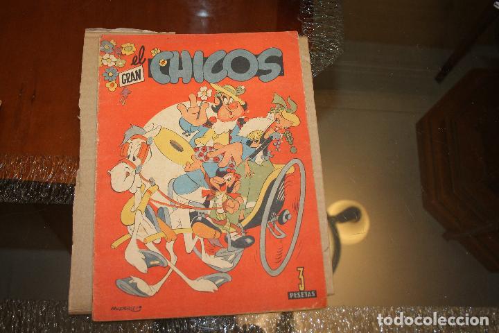 GRAN CHICOS Nº 39, CONSUELO GIL (Tebeos y Comics - Consuelo Gil)