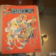 Livros de Banda Desenhada: GRAN CHICOS Nº 39, CONSUELO GIL. Lote 229740880