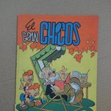 Giornalini: EL GRAN CHICOS Nº 43 EDITORIAL CONSUELO GIL 1945 ORIGINAL. Lote 229889390