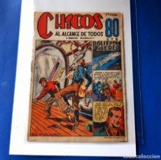 Tebeos: CHICOS 2ª ETAPA -Nº 16 -EDITORA CONSUELO GIL. Lote 230975845