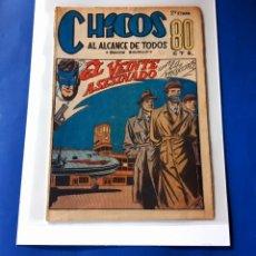 Tebeos: CHICOS 2ª ETAPA -Nº 20 -EDITORA CONSUELO GIL. Lote 230976465