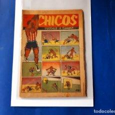 Tebeos: CHICOS 2ª ETAPA -Nº 62 -EDITORIAL CONSUELO GIL. Lote 230978330