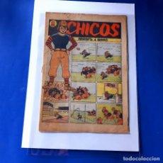 Tebeos: CHICOS 2ª ETAPA -Nº 61 -EDITORIAL CONSUELO GIL. Lote 230978995