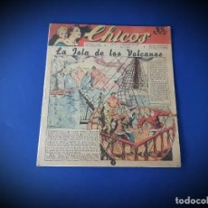 Tebeos: CHICOS Nº 190 -25 CTS -1941-CONSUELO GIL. Lote 232005480