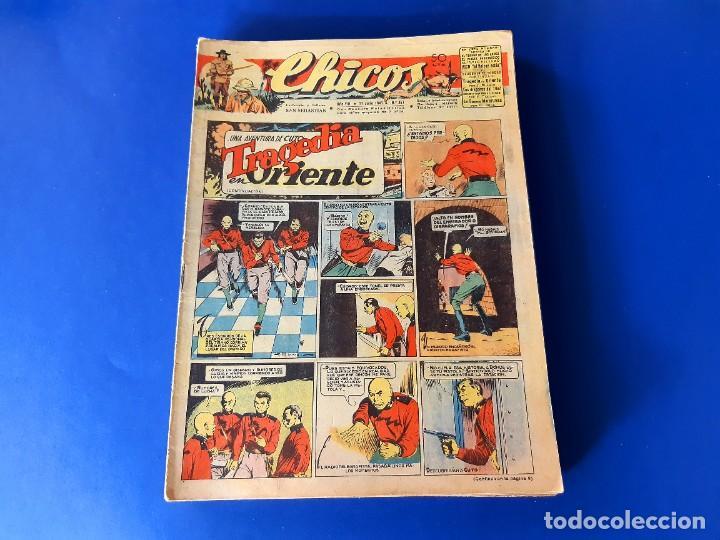 CHICOS Nº 357 -50 CTS -1941-CONSUELO GIL (Tebeos y Comics - Consuelo Gil)