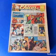Tebeos: CHICOS Nº 359 -50 CTS -1945-CONSUELO GIL. Lote 232008565
