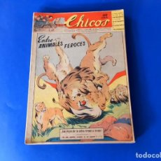Tebeos: CHICOS Nº 327 -40 CTS -1944 -CONSUELO GIL. Lote 232009120