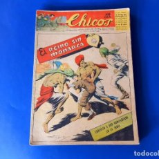 Tebeos: CHICOS Nº 329 -40 CTS -1944 -CONSUELO GIL. Lote 232009190