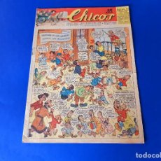 Tebeos: CHICOS Nº 288 -40 CTS -1944 -CONSUELO GIL. Lote 232009880