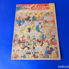 Tebeos: CHICOS Nº 282 -40 CTS -1943 -CONSUELO GIL. Lote 232010225
