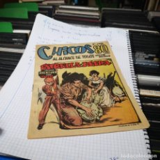 Tebeos: CHICOS AL ALCANCE DE TODOS. 2ª ETAPA, EDICIÓN BOLSILLO 15. ESTRELLA NEGRA (VVAA) CHICOS /GILSA, 1950. Lote 233565490