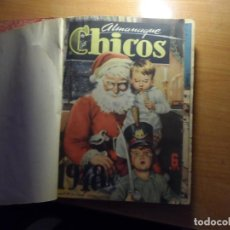 Tebeos: TOMO GRAN CHICOS 24 AL 34 ORIGINAL ED CONSUELO GIL CON ALMANAQUE 1948. Lote 236905630