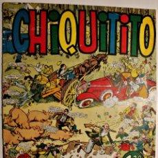 Giornalini: CHIQUITITO, EDITORIAL CONSUELO GIL 1949, NÚMERO 1 ORIGINAL. Lote 245231295