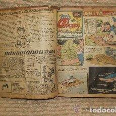 Tebeos: MIS CHICAS. PUBLICACION INFANTIL SEMANAL. FEBRERO/ JUNIO 1946. ENCUADERNADO.. Lote 245596495