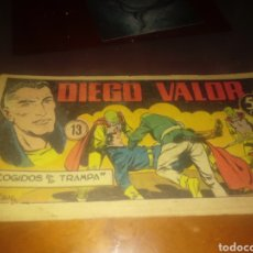 BDs: DIEGO VALOR 13. Lote 249074715