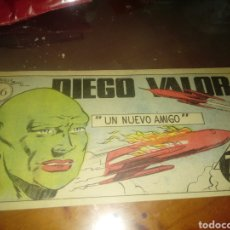 BDs: DIEGO VALOR 26. Lote 249117355