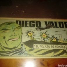 BDs: DIEGO VALOR 28. Lote 249117620