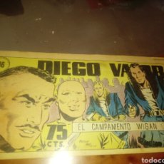 BDs: DIEGO VALOR 36. Lote 249118655