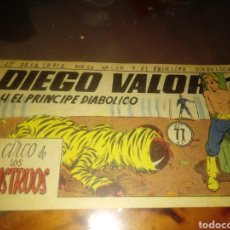 BDs: DIEGO VALOR 77. Lote 249122435