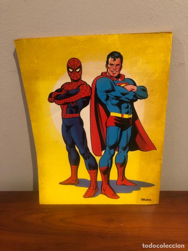 Tebeos: SUPERMAN VS EL ASOMBROSO SPIDER-MAN - El combate del siglo - Ed ZINCO - MUY BUEN ESTADO - Foto 2 - 267164229