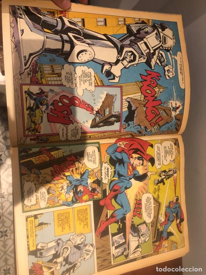 Tebeos: SUPERMAN VS EL ASOMBROSO SPIDER-MAN - El combate del siglo - Ed ZINCO - MUY BUEN ESTADO - Foto 4 - 267164229