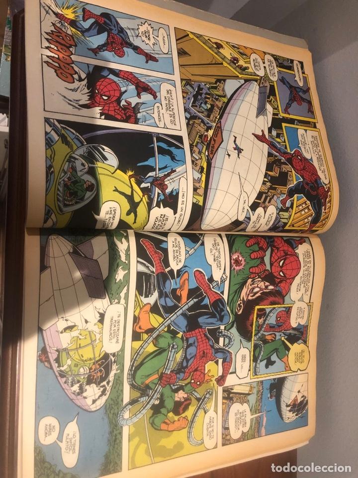 Tebeos: SUPERMAN VS EL ASOMBROSO SPIDER-MAN - El combate del siglo - Ed ZINCO - MUY BUEN ESTADO - Foto 5 - 267164229