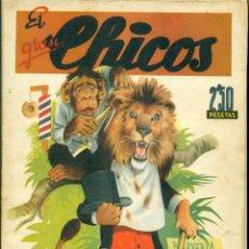 Livros de Banda Desenhada: GRAN CHICOS COMPLETA 45 EJEMPLARES. IMPORTANTE LEER COMENTARIOS. Lote 267439074