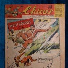 Tebeos: CHICOS Nº338.CONSUELO GIL. AÑO.1945. Lote 268457674