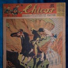 Tebeos: CHICOS Nº340.CONSUELO GIL. AÑO.1945. Lote 268457824