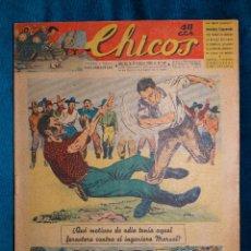 Tebeos: CHICOS Nº341.CONSUELO GIL. AÑO.1945. Lote 268457904