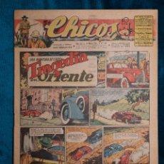Tebeos: CHICOS Nº344.CONSUELO GIL. AÑO.1945. Lote 268458139