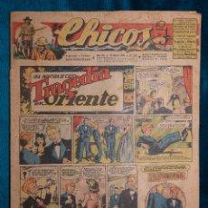 Tebeos: CHICOS Nº346.CONSUELO GIL. AÑO.1945. Lote 268458299