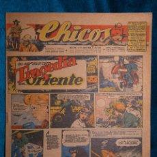 Tebeos: CHICOS Nº348.CONSUELO GIL. AÑO.1945. Lote 268458399