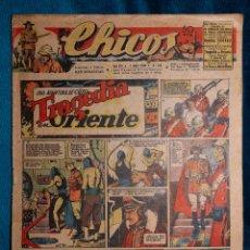 Tebeos: CHICOS Nº356.CONSUELO GIL. AÑO.1945. Lote 268458509