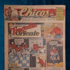 Tebeos: CHICOS Nº357CONSUELO GIL. AÑO.1945. Lote 268458719