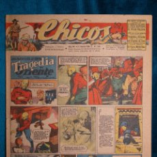 Tebeos: CHICOS Nº359.CONSUELO GIL. AÑO.1945. Lote 268458859
