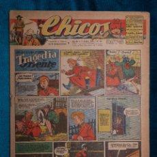 Tebeos: CHICOS Nº361.CONSUELO GIL. AÑO.1945. Lote 268459064