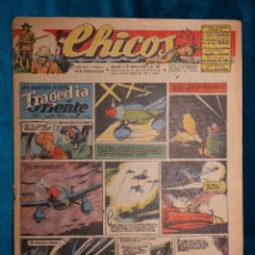 Tebeos: CHICOS Nº362.CONSUELO GIL. AÑO.1945. Lote 268459159