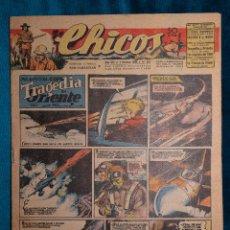 Tebeos: CHICOS Nº363.CONSUELO GIL. AÑO.1945. Lote 268459219