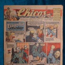 Tebeos: CHICOS Nº375.CONSUELO GIL. AÑO.1946. Lote 268459659