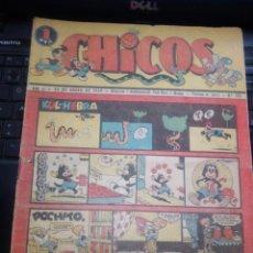 Tebeos: MIS CHICOS Nº 520, EDITORIAL CONSUELO GIL. Lote 271606448