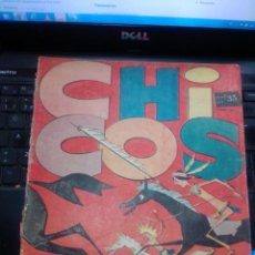 Tebeos: CHICOS Nº 35. CID 1954. Lote 271608333