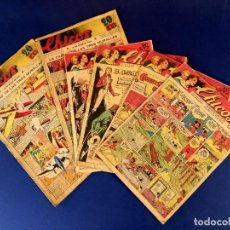Livros de Banda Desenhada: LOTE DE 6 CHICOS NUMEROS: 115-116-210-211-227-244. Lote 273898533