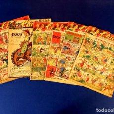 Livros de Banda Desenhada: LOTE DE 6 CHICOS NUMEROS: 245-246-249-250-251-255. Lote 273898673