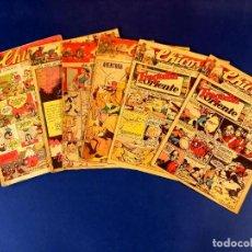 Livros de Banda Desenhada: LOTE DE 6 CHICOS NUMEROS: 256-298-328-335-351-352. Lote 273898808
